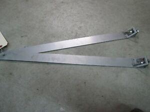 Seadoo 2000 Islandia 204070930 Pair of Straps (Cabinet-Galley) - Used (SC)