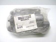 JOHN DEERE FILTER HEAD RE539470 OEM BRAND NEW TRACTOR BACKHOE CONSTRUCTION