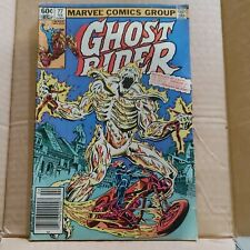 Ghost Rider #77 Vf/Nm 1983 Collectible Issue