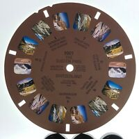 Switzerland The Susten pass 2007 Sawyers Vintage Viewmaster slide reel