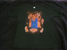 Teefury Dr Who Wibbly Wobbly Timey Wimey T-Shirt Men's Medium Black Pre-Owned