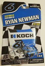 Ryan Newman Nascar Authentics 2020 Wave 05 1:64 KOCH Brand New