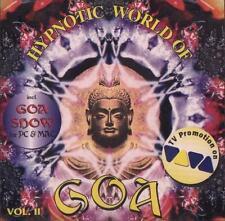 HYPNOTIC WORLD OF GOA 2 = Yoni/Raman/Psycho Monks/Canda...= TRANCE GOA !!!