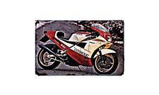 Ducati 851 Superbike Kit Motorbike A4 photo Retro Bike