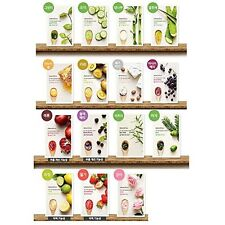 Innisfree it's real squeeze mask - 15 pcs (FREE SHIPPING)