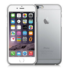 "100% CRYSTAL CLEAR HYDRO GEL CASE SKIN FOR iPHONE 6 4.7"" FREE SCREEN PROTECTOR"