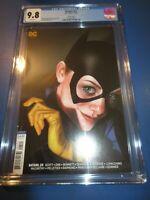 Batgirl #25 Middleton Variant CGC 9.8 NM/M Gorgeous Gem Wow