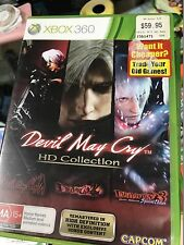 Devil May Cry 1-3 HD Collection Xbox 360