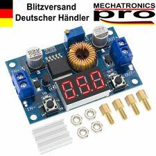 XL4015 LED 5A DCDC Voltage Step Down Buck Converter Volt meter mit Display