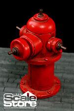 SCALE-STORE P0013-1 1/6 Action Figure Scene Fire Hydrant Fireplug Model
