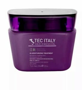 TEC ITALY HAIR DIMENSION HI MOISTURIZING TREATMENT MASK FOR DAMAGED DRY HAIR 9.8