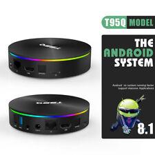 T95Q TV Box S905X2 4G 32G Wifi Android 8.1 Quad Core 4K 3D Media Player