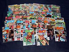 Namor the Sub-Mariner #1-43 Run+ Annuals 1990 VF to VF/NM Marvel 1st Prints