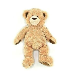 "Gund GOOBER Teddy Bear Large Solid Tan 22"" Plush"