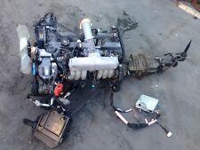 JDM TOYOTA 1G-FE 6 CYL 2.0L DOHC ENGINE & 5 SPEED TRANSMISSION & ECU