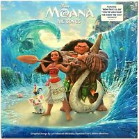 Moana [Original Motion Picture Soundtrack] LP Vinyl Record Album [Sealed] Disney
