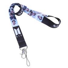 K-POP BTS Bangtan Boys BT21 High Quality Lanyard Key Chain Badge Holder [USA]