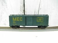 HO SCALE ATHEARN MEC 40' CUSTOM PAINTED SINGLE DOOR STEEL BOX CAR BLT W/ KD'S