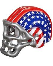 Casco football americano gonfiabile da adulto *04689 accessori carnevale