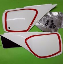 YAMAHA TT600 TT 36a 59x cubierta lateral par Revestimiento Blanco