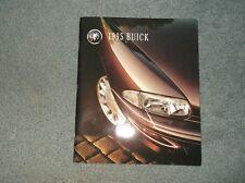 1995 Buick Brochure