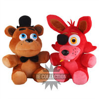 Five Nights at Freddy's Peluche pupazzo orso Fazbear Foxy plush Animatronic fnaf
