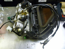 YAMAHA YZF R1 5VY THROTTLE BODIES & AIRBOX COMPLETE*FREE UK POST*L19