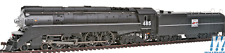 Bachmann 50206 WESTERN PACIFIC 4-8-4 GS4 Steam Loco #485 w/DCC NIB
