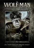 The Wolf Man: Complete Legacy Collection [New DVD] Slipsleeve Packaging, Snap