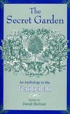 The Secret Garden: An Anthology in the Kabbalah (Paperback or Softback)