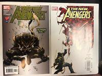 New Avengers #11 & 27 (NM) 1st App Full Of Ronin & Hawkeye Revealed as Ronin
