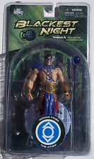 DC Blackest Night. INDIGO TRIBE. THE ATOM. Series 8 COLLECTOR ACTION FIGURE. NOC