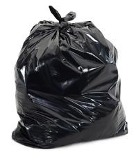 Plasticplace Black 40-45 Gallon Trash Bag, 40x46, 1.5 Mil, 100 Bags Per Case