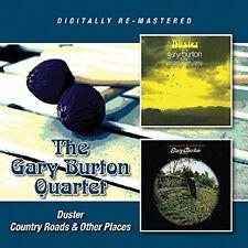 GARY QUARTET BURTON - DUSTER/COUNTRY ROADS & OTHER PLACES  CD NEU