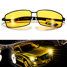 Day Night Vision Driving Glasses Mens Polarized Sunglasses Outdoor UV400 Eyewear