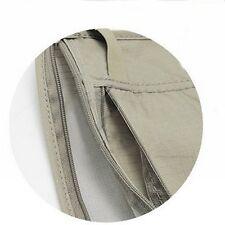 Travel Stealth Passport Bag Belt Pouch Anti-theft Fanny Security Waist Pack LI