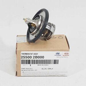 255002B000 Engine Coolant Thermostat For HYUNDAI SONATA 2015-2018, KONA 2018-19