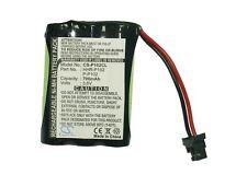 3.6V battery for Panasonic TRU9385-2, P-P102, TCX860, TRU5885, GP GP60AAAH3BMS