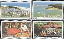 Zuid-Afrika - Transkei 120-123 (compleet.Kwestie.) First Day Cover 1983 Toerisme