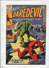 Daredevil #50 (7.0) If In Battle I Fail! 1969