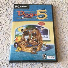 Dogz 5 Completamente en Castellano PC CD-ROM Spanish Language Dogs