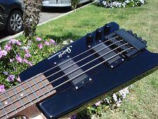 Steinberger Spirit XT-2 4 String Headless Bass Black with gigbag