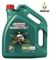 10W 40 Castrol Magnatec A3/B4 5 Liter Motorenöl