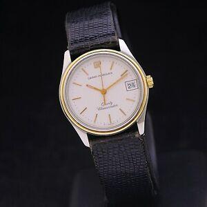 Girard Perregaux Chronometer lady 29 mm steel gold  serviced