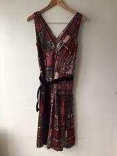 CACHAREL Silk Dress Size 38
