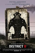 DISTRICT 9 - 11.5x17 PROMO MOVIE POSTER