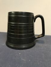 beswick Pottery Vintage  black tankard