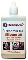 Treadmill Silicone Oil Lubricant - 100 ml, extends your treadmills belt life.