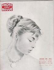 Photo Ciné Revue Février 1955 Jean-Pierre SUDRE