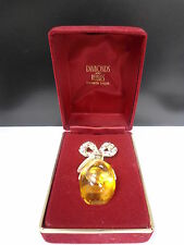 DIAMONDS AND RUBIES by ELIZABETH TAYLOR 25.OZ - 7.5ML PURE PARFUM VINTAGE